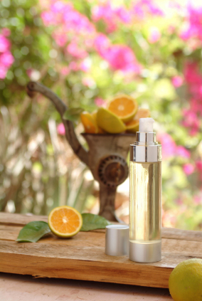 Natural Homemade Perfumes & Scented Water