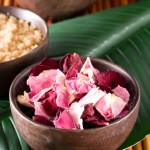 Rose & Salt Soak with Rose Petal Facial