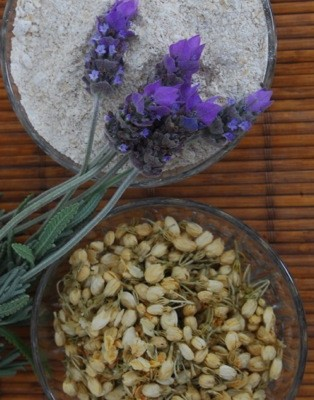 De-stress Lavender & Jasmine Bath Tea