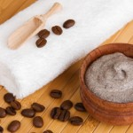 hand scrub, homemade hand scrub, Cocoa Butter & Coffee scrub, Cocoa Butter & Coffee, Simple Kitchen Hand Exfoliator