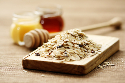 oatmeal and honey - beauty treatment, Oatmeal, Honey and Yoghurt Face Mask