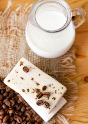 Goat's Milk Coffee Soap