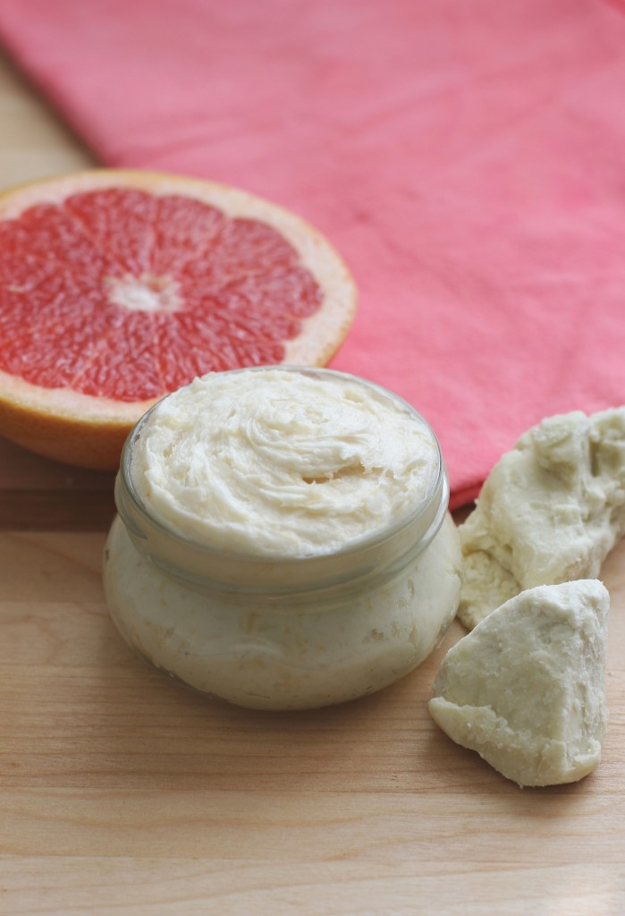 Red Grapefruit Whipped Body Lotion