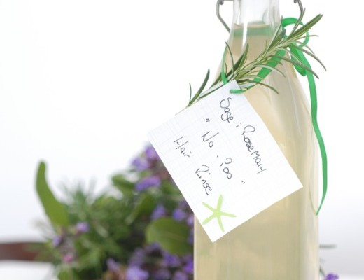 Rosemary & Sage Hair Rinse