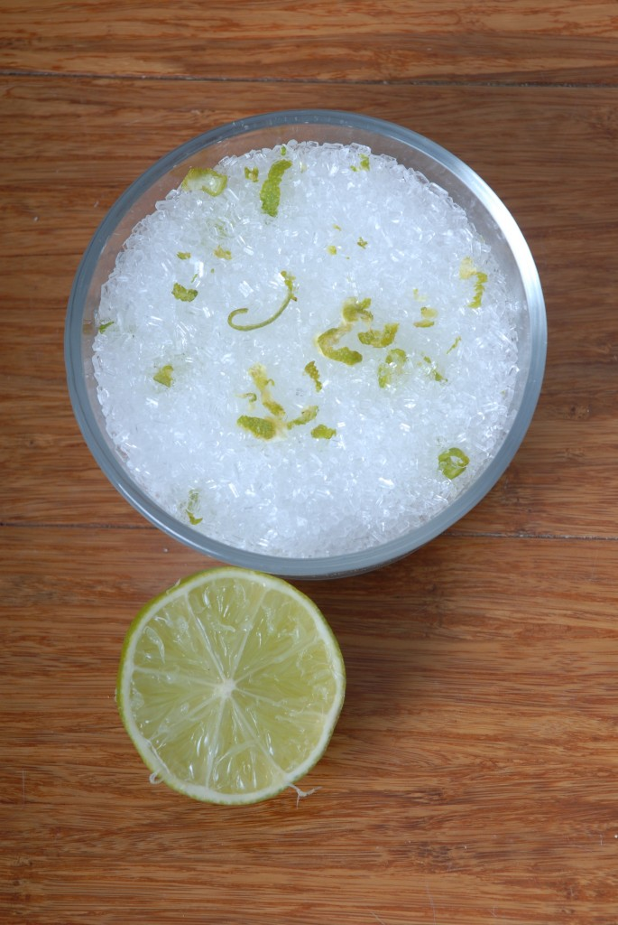 Lime & Coconut Epson Bath Soak